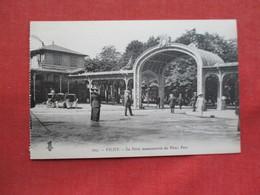 France > [03] Allier > Vichy  La Porte Du Vieux Parc  Ref 3243 - Vichy
