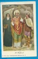 Holycard    St. Wilfried - Santini