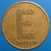KB136-1 - E PRO HA MA - Dalfsen - B 20.0mm - Koffie Machine Penning - Coffee Machine Token - Professionali/Di Società