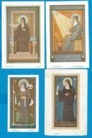 Holycard    Multisaints   4 Pieces - Images Religieuses