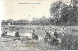 Chalon Sur Marne La Prise D'eau - Châlons-sur-Marne