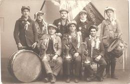 Dépt 89 - SUBLIGNY - Carte-photo CONSCRITS De La Classe 1926 (donc Nés En 1906) - Autres Communes