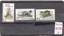 República Checa  -  Serie Completa  Fauna - 3/1516 - República Checa