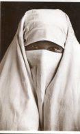 MOROCCO - RPPC -  Types - Femmes Arabe Voilee VG Etnic Lady 1938 - Africa