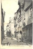 CPA - 72 - 56. LE VIEUX MANS - Maison D'Eve Et D'Adam, Grande-Rue - ND Phot - Animée - Le Mans