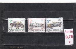 República Checa  -  Serie Completa  Coches Automovilismo  - 3/1519 - República Checa