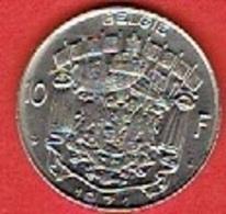BELGIUM # 10 Francs - Baudouin I Dutch Text FROM 1971 - 05. 5 Francs