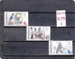 República Checa  -  Serie Completa    - 3/1527 - República Checa
