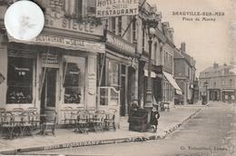 14 -Très Belle Carte Postale Ancienne De  DEAUVILLE SUR MER  Place De Morny - Deauville