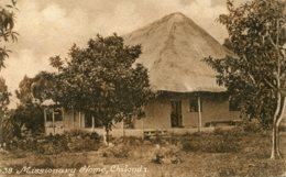 ANGOLA - Missionary Home CHILONDA -  Bolton UK Postmark  - Rarer 2d Orange Stamp - Angola