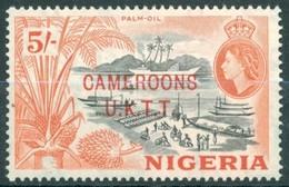 Cameroun Territoire Occupé Par Le Royaume Uni - 1960 - Yt 10 - Timbre Du Nigeria Surchargé - ** - Nigeria (...-1960)