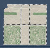 Monaco - YT N° 22 - Neuf Sans Charnière - 1901 - Monaco