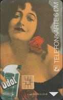 Germany K817/93 - Odol - Nice Girl - 100 Jahre Odol - K-Series : Série Clients
