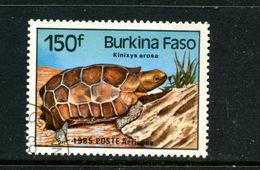 Burkina Faso 1985 Y&T PA 303 ° Tortue - Burkina Faso (1984-...)