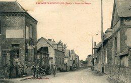 FRESNES L ARCHEVEQUE - France