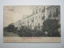MARSALA   , Cartolina Postale  1904 - Marsala
