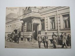 VILNIUS , Wilna    , Schöne  Ansichtskarte  1916 - Litauen