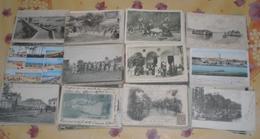 Lot De 533 Cartes Postales Anciennes - Cartes Postales