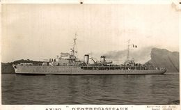 """AVISO """"DENTRECASTEAUX"""" - Warships"""