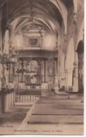 77 OZOUËR-le-VOULGIS  Intérieur De L'Eglise - Frankrijk