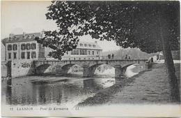 CPA - LANNION - PONT DE KERMARIA - LL 12 - Lannion