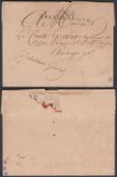 """France - Lettre """" Nº 25 Grande Armée  """"  (7G37423) DC2633 - Legerstempels (voor 1900)"""