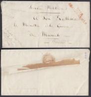 "France - Lettre "" Nº 18 Grande Armée  "" Vers Munich (7G37423) DC2634 - Postmark Collection (Covers)"