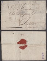 "France - Lettre 1807 "" Nº44 Grande Armée "" (7G37423) DC2642 - Marcophilie (Lettres)"
