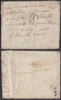 """France - Lettre Date De Castraine 29/12/1806 """" Nº39 Grande Armée """" Vers La Loire (7G37423) DC2646 - Marcofilia (sobres)"""