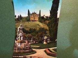 Cartolina Asolo - Villa Armena - 1958 - Treviso