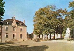2579 Menetou Salon - Place De La Mairie - Autres Communes