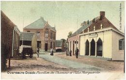 OVERMEIRE-DONCK - Berlare - Pavillon Du Chasseur Et Villa Marguerite - Berlare