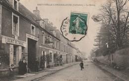 14/ Brettteville -L'Orgueilleuse - Le Bourg - Debit De Tabac - Belle Carte - France