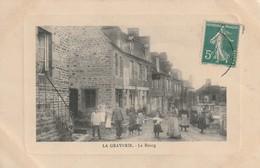 14/ La Graverie - Le Bourg - Beau Plan , Belle Animation - France