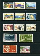 Polynésie : Petit Lot ° Et (*) - Collections, Lots & Séries