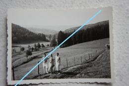 Photo BASSE BODEUX Stavelot Trois Ponts Fosse 1934 Ardenne - Plaatsen