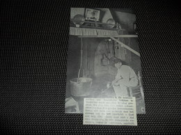 """Origineel Knipsel ( 2803 ) Uit Tijdschrift """" Ons Volk """" 1935 :   Westerloo  Westerlo - Vieux Papiers"""