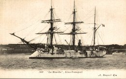 LE MEURTHE, AVISO-TRANSPORT - Guerre