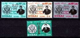 DUBAI 1964 &  1965 KENNEDY  SETS  MNH - Dubai