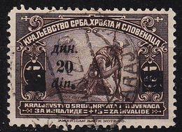JUGOSLAVIA [1922] MiNr 0167 I ( O/used ) - 1919-1929 Königreich Der Serben, Kroaten & Slowenen
