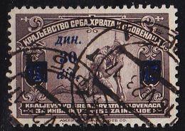 JUGOSLAVIA [1922] MiNr 0168 ( O/used ) - 1919-1929 Königreich Der Serben, Kroaten & Slowenen