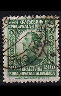 JUGOSLAVIA [1923] MiNr 0172 ( O/used ) - 1919-1929 Königreich Der Serben, Kroaten & Slowenen