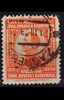 JUGOSLAVIA [1923] MiNr 0173 ( O/used ) - 1919-1929 Königreich Der Serben, Kroaten & Slowenen