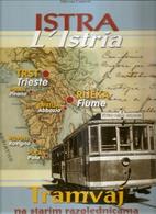 CROATIA,TRAMVAJ ON POSTCARDS,BOOK, - Books