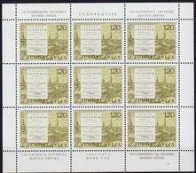 JUGOSLAVIA [1975] MiNr 1584 A Kleinbogen ( **/mnh ) - 1945-1992 Sozialistische Föderative Republik Jugoslawien