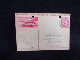 Suisse .Saint - Moritz - Maloja .Banque Cantonale Des Grisons . Voir 2 Scans .Format 10 X 14,5. - Suisse