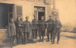 CARTE PHOTO  ALLEMANDE Environs De  SPINCOURT Et SENON - France