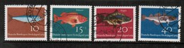 GERMANY  Scott # B 396-9  VF USED (Stamp Scan # 474) - [7] Federal Republic