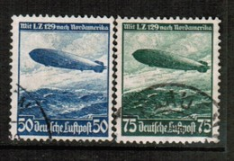 GERMANY  Scott # C 57-8  VF USED (Stamp Scan # 474) - Used Stamps