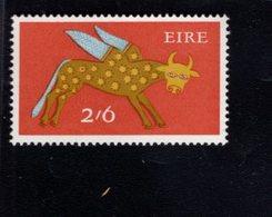 740891807 POSTFRIS  MINT NEVER HINGED EINWANDFREI SCOTT 263 WINGED OX FROM LICHFIELD GOSPEL BOOK - 1949-... République D'Irlande